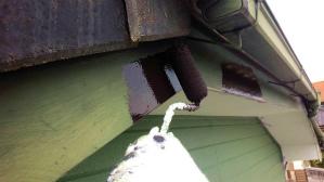 群馬 塗装 前橋 破風板塗装
