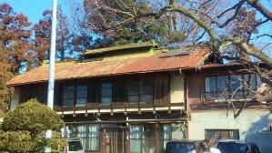 群馬 前橋 塗装 屋根塗装前