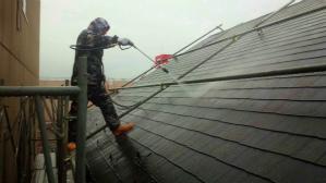 群馬 前橋 塗装 屋根洗浄