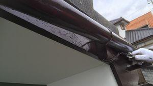 塗装 群馬 前橋 樋塗装