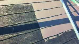 群馬 塗装 前橋 屋根塗装中塗り