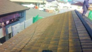 群馬 塗装 前橋 屋根前