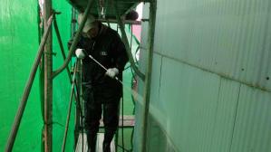 塗装 群馬 前橋 高圧洗浄