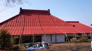 塗装 群馬 前橋 屋根塗装サビ止