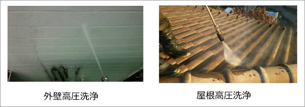 塗装 群馬 前橋 高圧洗浄バナー
