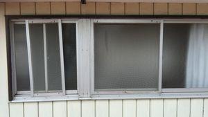渋川市伊香保町A様邸 付帯部塗装窓枠完成