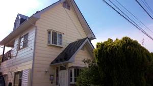 沼田市高橋場町O様邸 外壁と屋根塗装工事完成