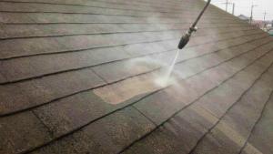 塗装 群馬 前橋 屋根洗浄