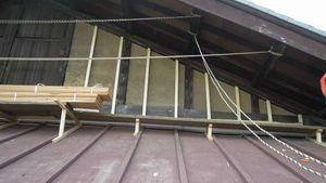 アサヒペイント 群馬 大工工事 板の張替え
