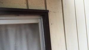 渋川市伊香保町A様邸 付帯部塗装窓枠