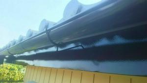 雨樋塗装 アサヒペイント 群馬 前橋