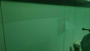 前橋市総社町K様邸 外壁洗浄作業2