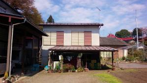利根郡昭和村Y様邸 屋根塗装工事前②