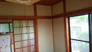 太田市富若町A様邸 室内塗装完成①