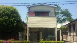 桐生市東久方町I様邸 屋根の塗装工事前①