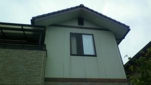 前橋市総社町K様邸 外壁塗装前 2Fアップ