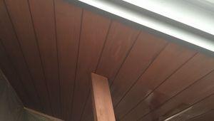 高崎市昭和町K様邸 木部塗装⑥