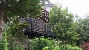 渋川市中郷町M様邸 ウッドデッキ塗装完成3