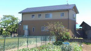 佐波郡玉村町S様邸 屋根塗装工事完成