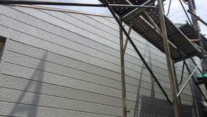 前橋市富士見町I様邸 外壁塗装後の写真