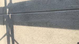 桐生市新里町K様邸 外壁塗装下塗り前