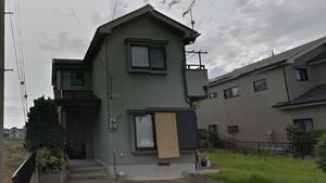 伊勢崎市市場町S様邸 外壁・屋根塗装工事前
