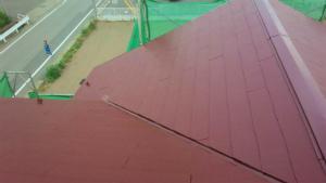 伊勢崎市市場町S様邸 屋根塗装工事完成