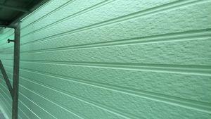 茨城県古河市S様邸 外壁塗装工事中塗り完成