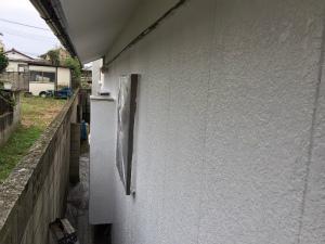前橋市富士見町I様邸 外壁下塗り