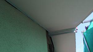 前橋市高花台 K様邸 1F破風板下塗り完成