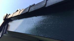 前橋市高花台K様邸 破風板下塗り完成