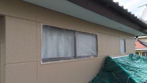 高崎市新町M様邸 外壁中塗り完成