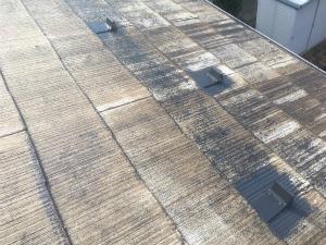 みどり市笠懸町Y様邸 屋根塗装細かい部分