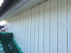 高崎市倉賀野町T様邸 外壁塗装サビ止め完成