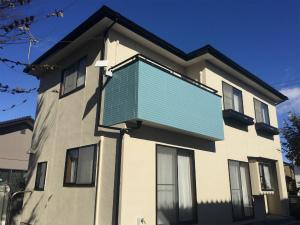 前橋市総社町M様邸 塗装工事完成3
