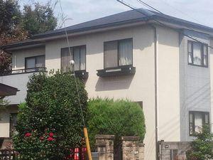 前橋市総社町M様邸 外壁塗装前①