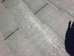伊勢崎市喜多町T様邸 屋根塗装工事前①
