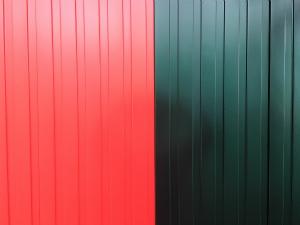 高崎市倉賀野町A様邸 外壁塗装色のコントラスト