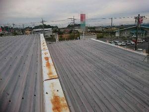前橋市富士見町Y工場様 高圧洗浄後