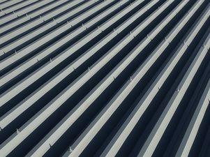 前橋市富士見町Y工場様 大屋根塗装完成