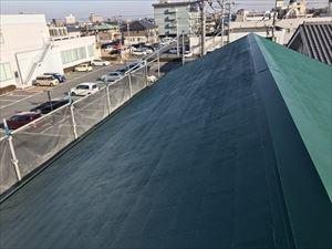 高崎市飯塚町M様屋根塗装工事完成②