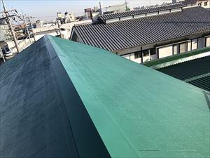 高崎市飯塚町M様屋根塗装工事完成