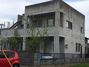 高崎市上佐野町K様邸 外壁塗装工事と防水工事前-2