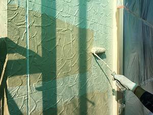 高崎市剣崎町N様 外壁中塗り