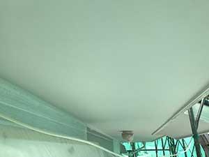 前橋市関根町Y様邸軒天塗装完成