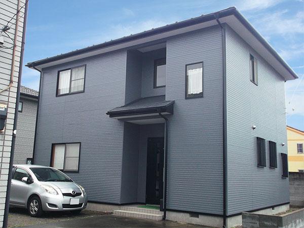 伊勢崎市国定町K様外壁・屋根塗装
