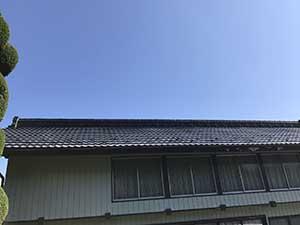 吾妻郡吾妻町K様邸屋根塗装施工前