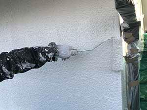 外壁下塗りマスチック