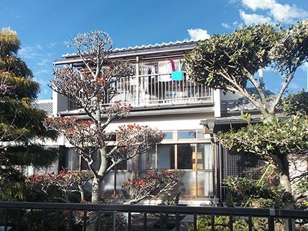 前橋市富士見町 外壁塗装 マスチック 施工後