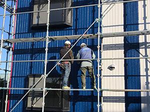 高崎市 リフォーム瑕疵保険 工事検査